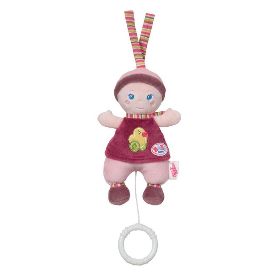 ZAPF CREATION BABY born® for babies Panenka s natahovacím hracím strojkem