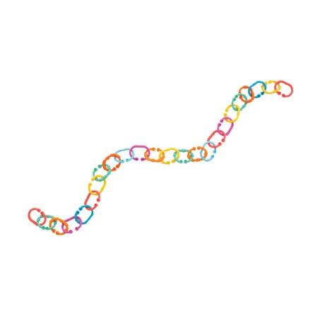 playgro Kinderwagenkette Loopy Links