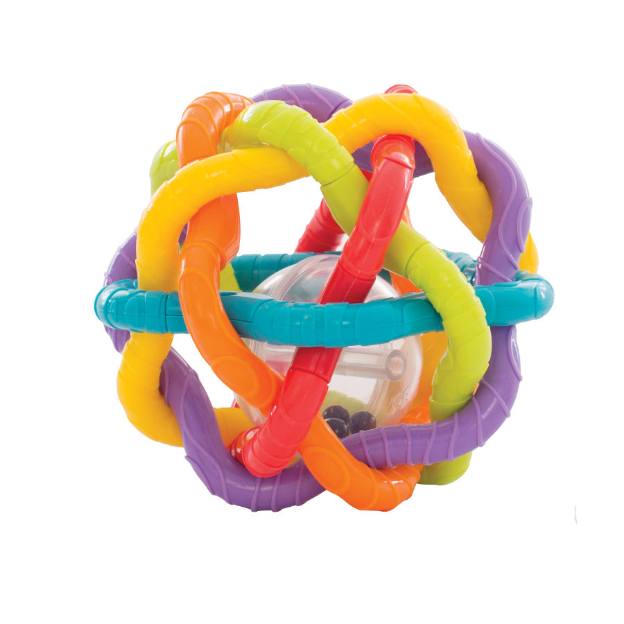 PLAYGRO Skallra, boll Bendy Ball 40133