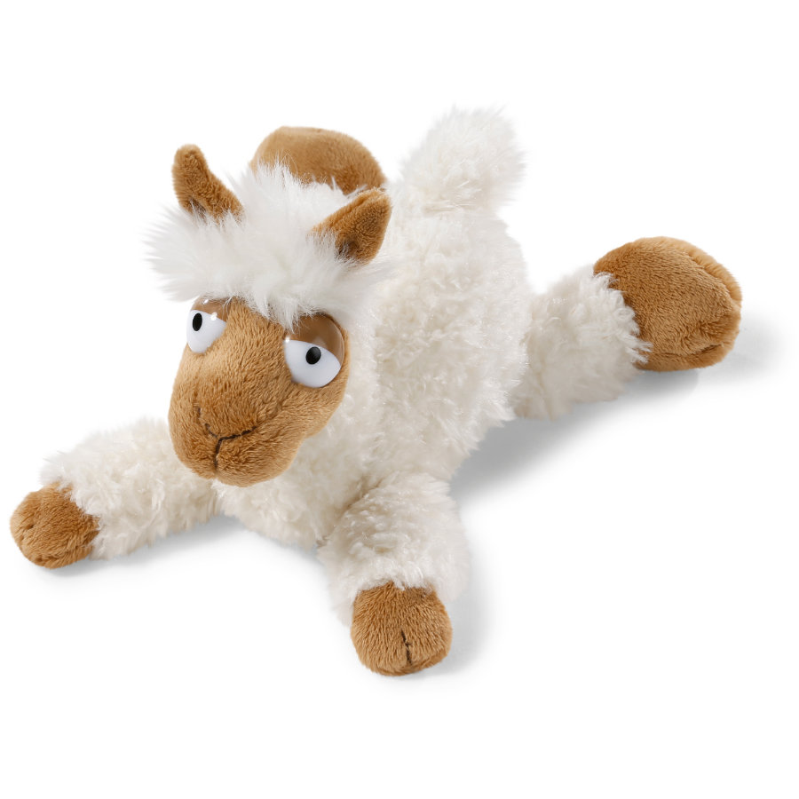 NICI Wild Friends - Lama Mable 20 cm liegend