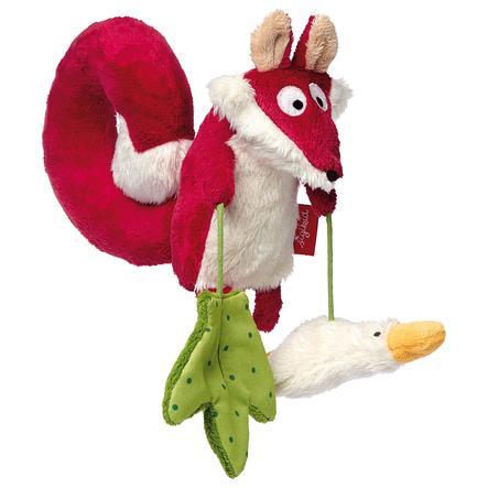 SIGIKID Přívěsek na dětskou autosedačku - liška