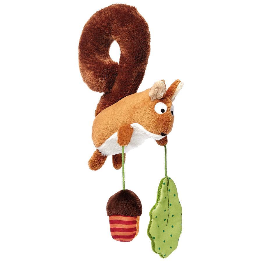 SIGIKID Anhänger für die Babyschale - Eichhörnchen