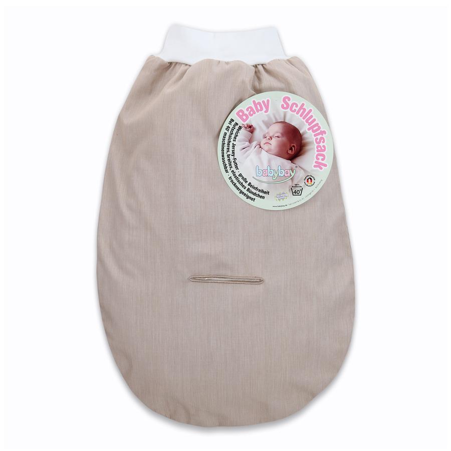 babybay slip bag bruin