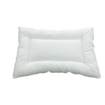 urra Oreiller piqué blanc 40x60 cm