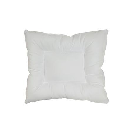 urra Oreiller piqué blanc 35x40 cm
