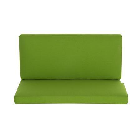 Schardt Sitz- und Rückenpolster grün für Schrank-Wickelkommode Holly ...