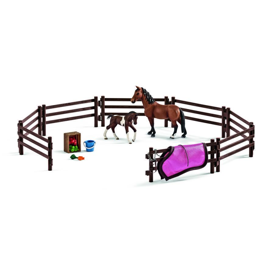 SCHLEICH Wybieg dla koni 42192