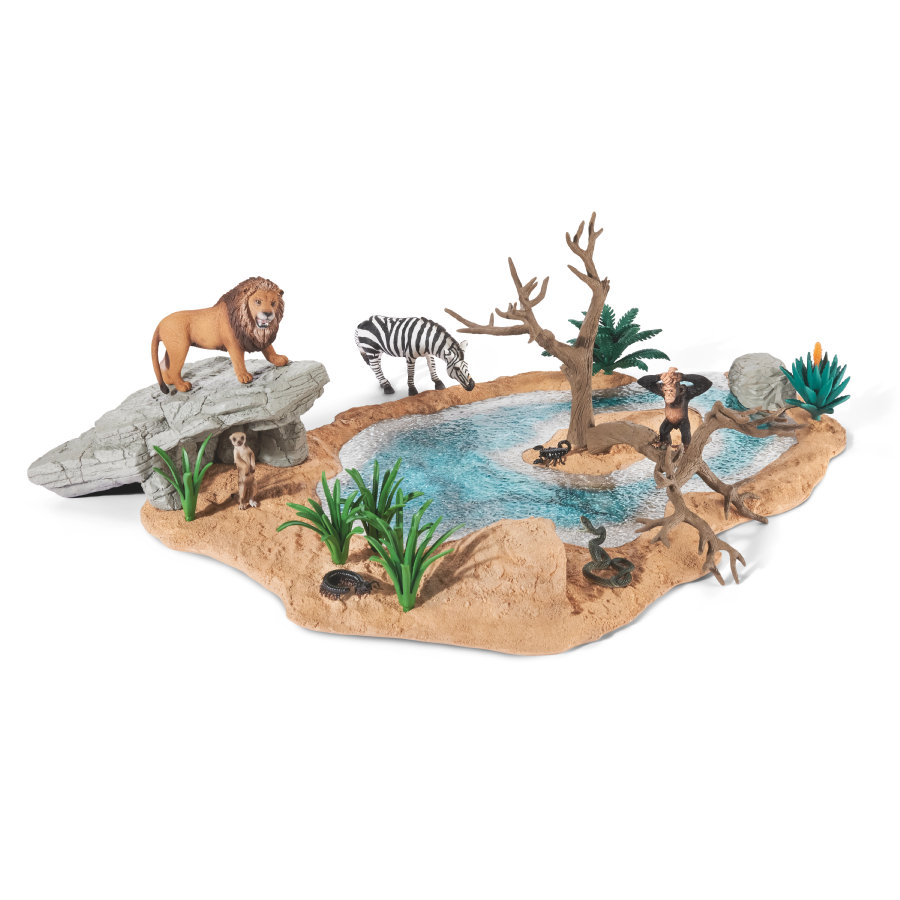 SCHLEICH Point d'eau 42258