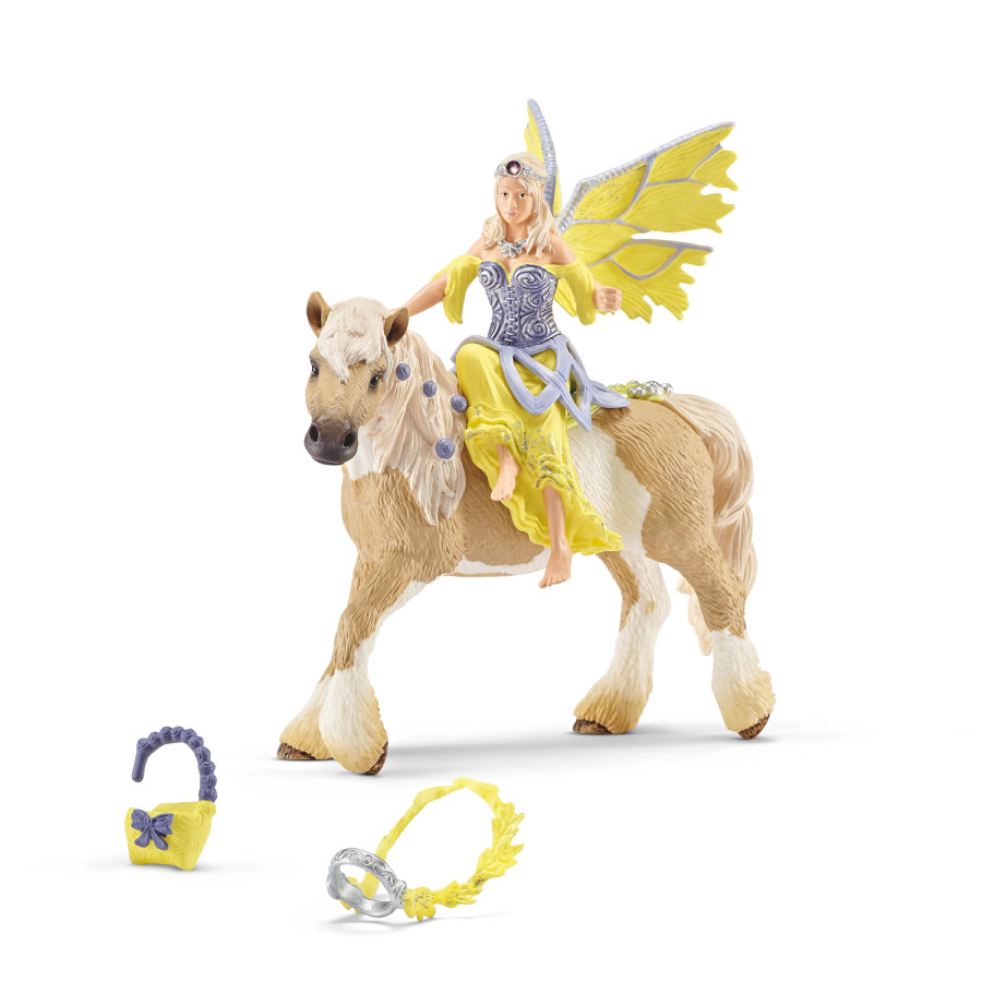 SCHLEICH Sera in Festive Clothes, Riding 70503