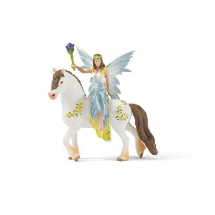 SCHLEICH Eyela in Festive Clothes, Riding 70516