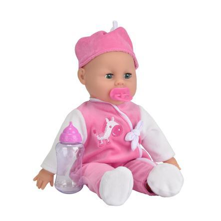 Simba Baby muñeca Laura - Baby idioma 38cm