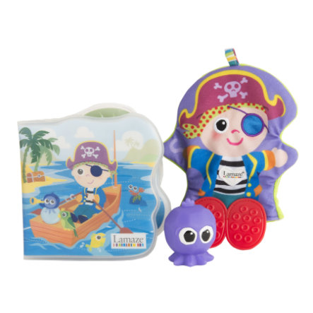 Lamaze® Pete's Piratengeschichten Badeset