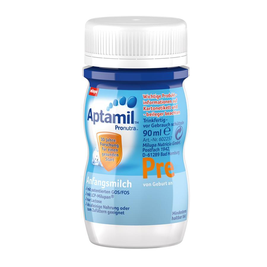 Aptamil Pre Anfangsmilch trinkfertig 2 x 90 ml