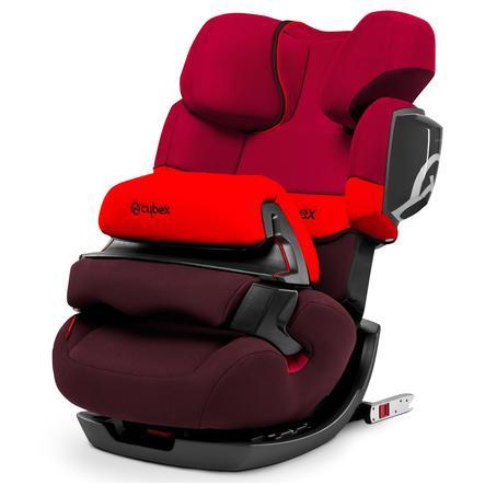 cybex SILVER Kindersitz Pallas 2-fix Rumba Red
