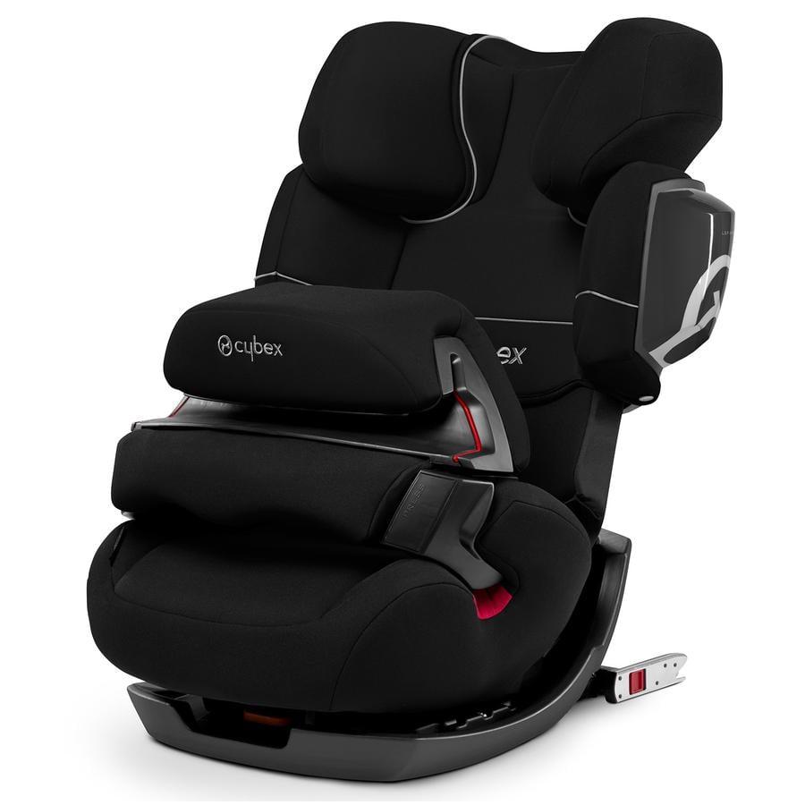 CYBEX SILVER Seggiolino auto Pallas 2-fix Pure Black, colore nero