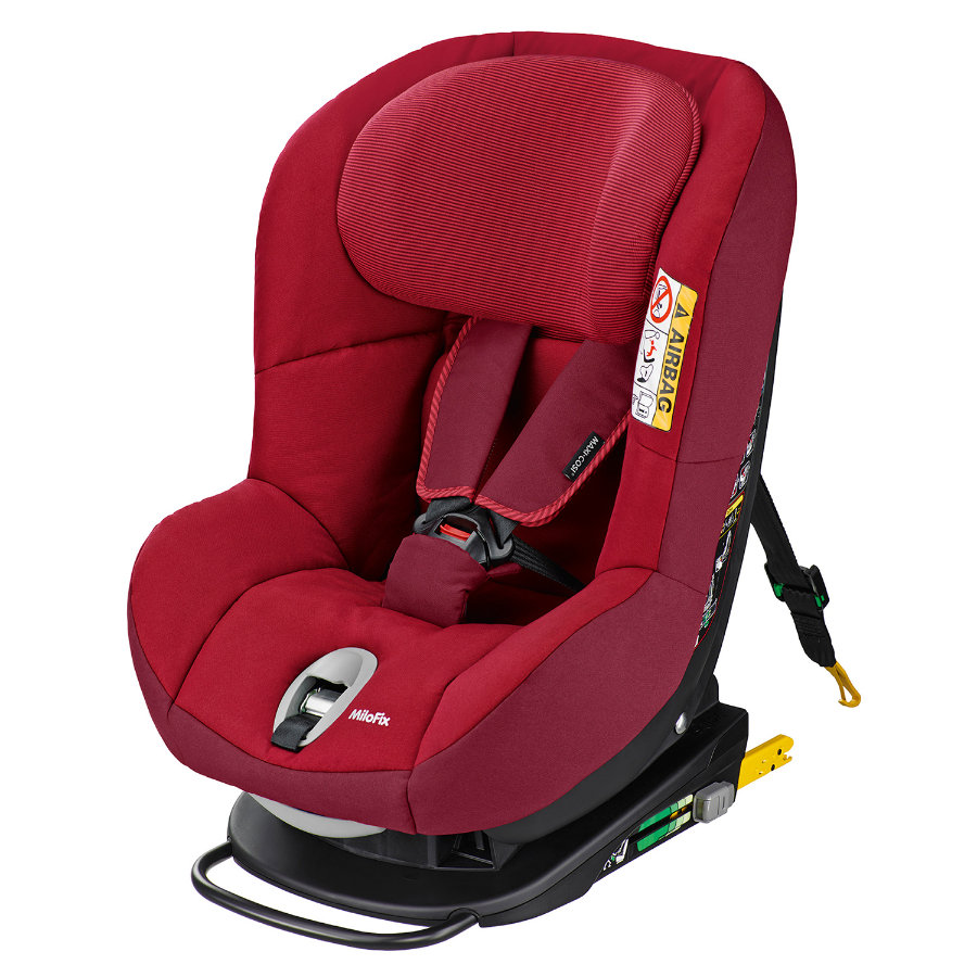 MAXI-COSI® Kindersitz MiloFix Robin red