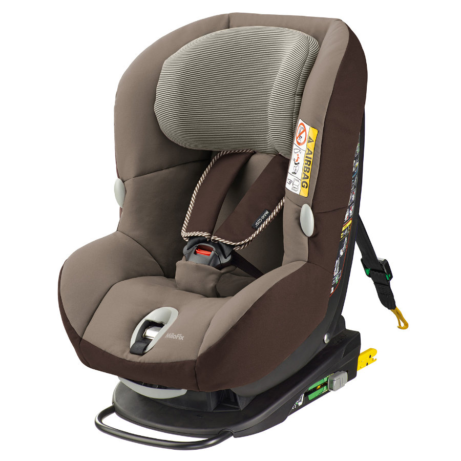 MAXI COSI MiloFix 2015 - Earth brown