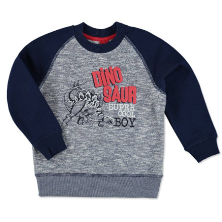 s.OLIVER Boys Mini Sweter blue melange
