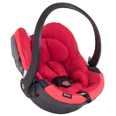 BeSafe Babyschale iZi Go X1 Tone-in-Tone Ruby Red