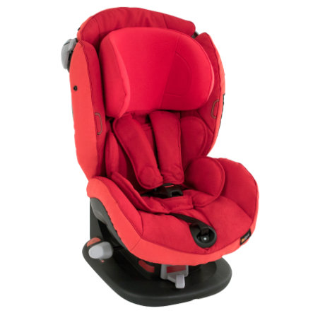 BeSafe Kindersitz iZi Comfort X3 Tone-in-Tone Ruby Red