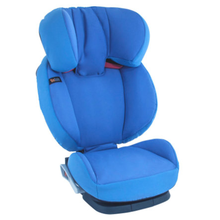 BeSafe Kindersitz iZi UP X3 Tone-in-Tone Saphir Blue