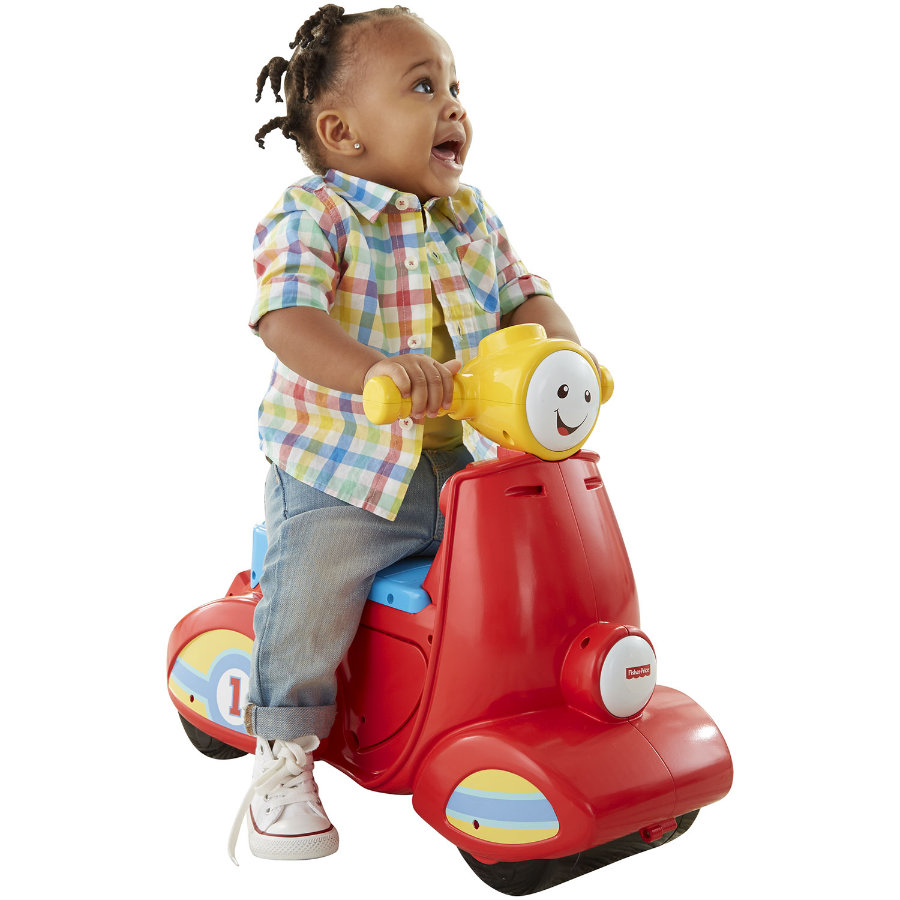 FISHER PRICE Laugh & Learn Scooter CGT07