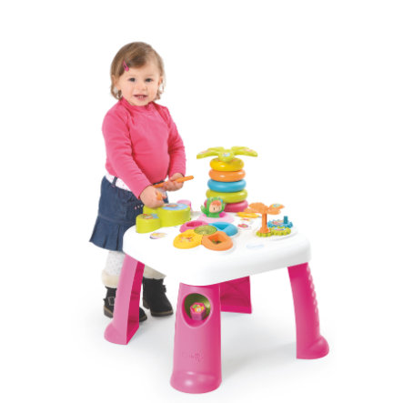 SMOBY Cotoons - Activity-tafel, roze