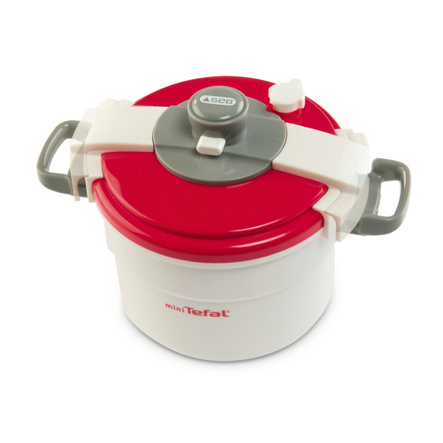 SMOBY Cocotte Clipso Tefal