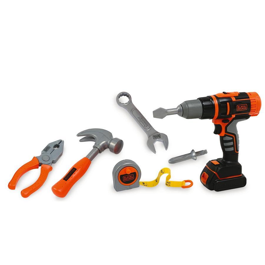 SMOBY Sac à outils Black & Decker
