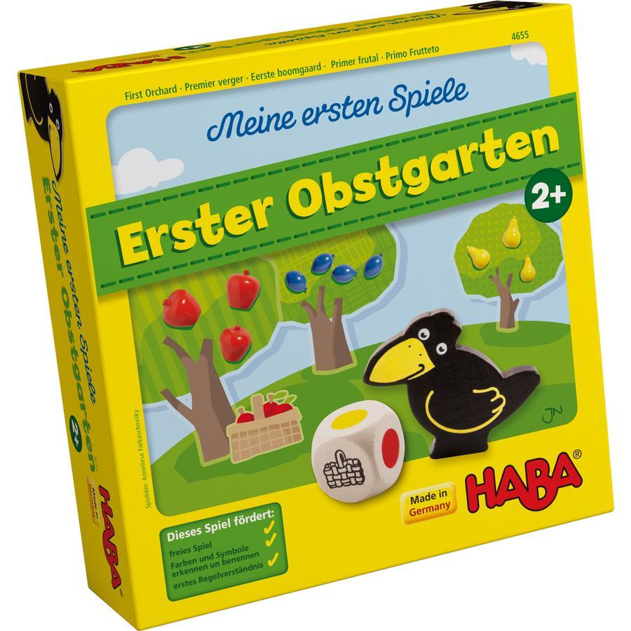 HABA Meine ersten Spiele Erster Obstgarten 4655