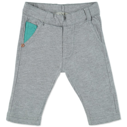 NAME IT Boys Baby Hose NITKRILLES grey melange