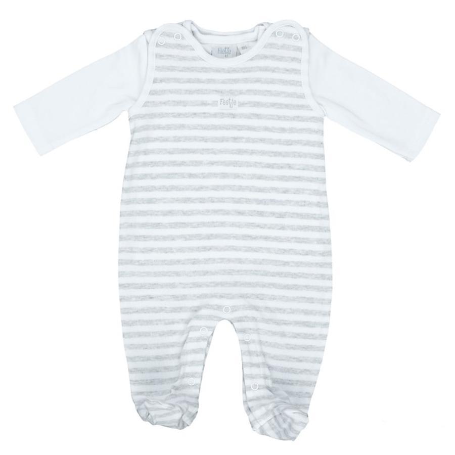 FEETJE Conjunto de extractores Baby Stramplerset Ringel gris
