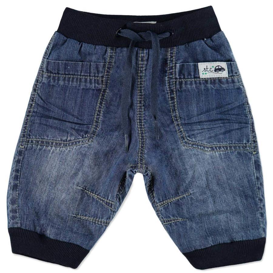 Staccato Boys Baby Spodnie Jeans blue denim