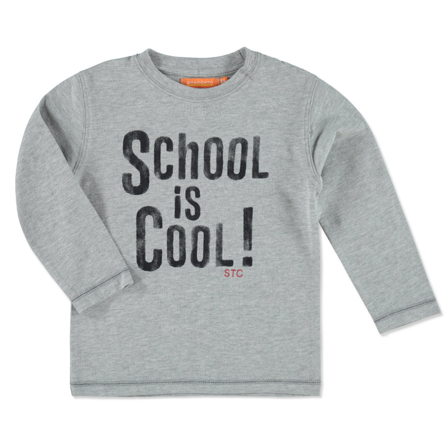 Staccato Boys Kids Longsleeve grey melange