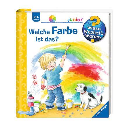 Ravensburger Wieso? Weshalb? Warum? Junior 13: Welche Farbe ist das?