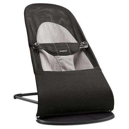 BABYBJÖRN Babysitter Balance Soft Mesh Svart/Mörkgrå