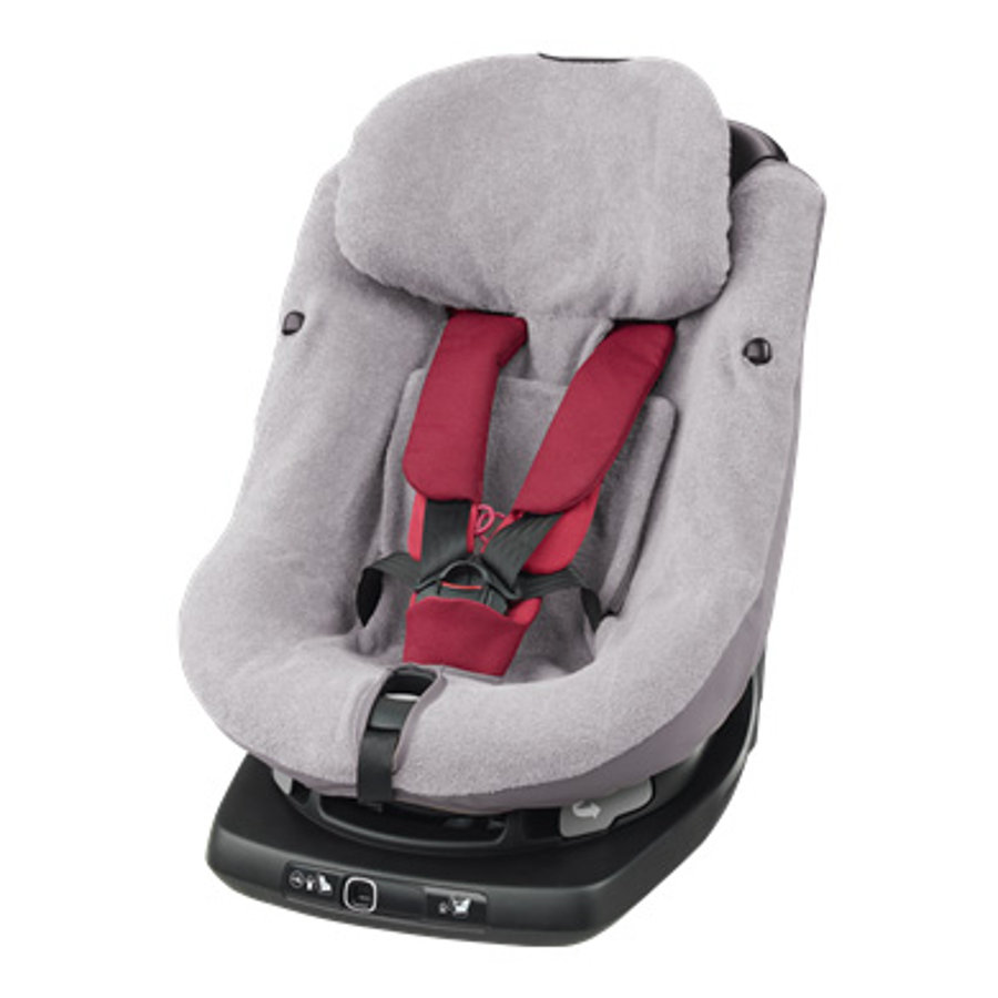 MAXI COSI Summer Cover for AxissFix Cool Grey