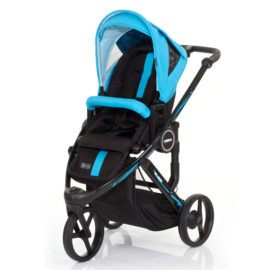 ABC DESIGN Kinderwagen Cobra plus RIO