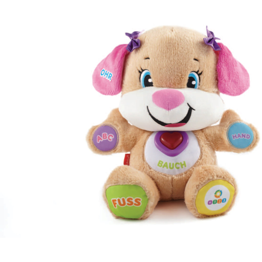 FISHER PRICE Laugh & Learn Smart Stages Puppy CGR43