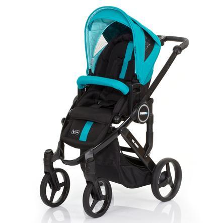 ABC DESIGN Kinderwagen Mamba plus Coral