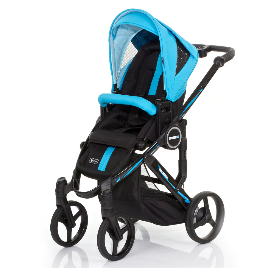 ABC DESIGN Combi Pram Mamba plus RIO