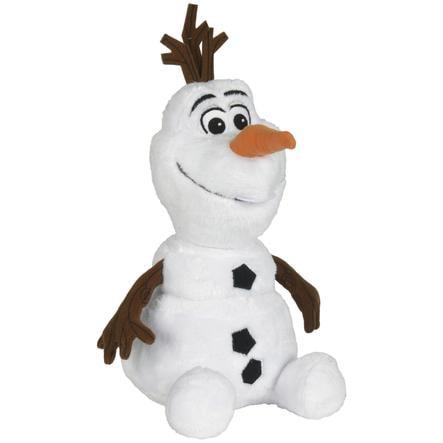 SIMBA Disney Frozen - Pupazzo di neve Olaf seduto 25 cm