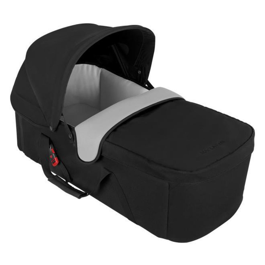 MacLaren Nacelle Carrycot universelle, black/silver