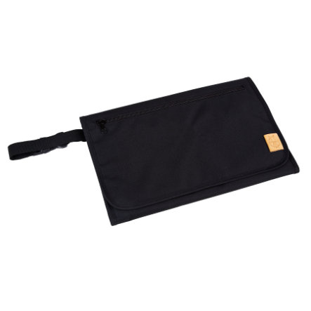LÄSSIG Wrap to Go Solid black