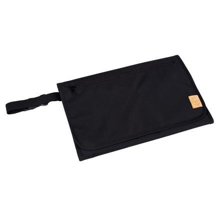 LÄSSIG Wrap to Go - Sparkskydd Solid black