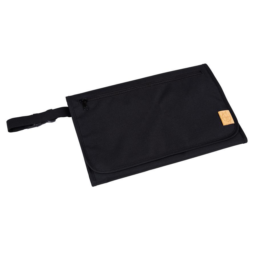 LÄSSIG Organizer na siedzenia Wrap to Go Solid black