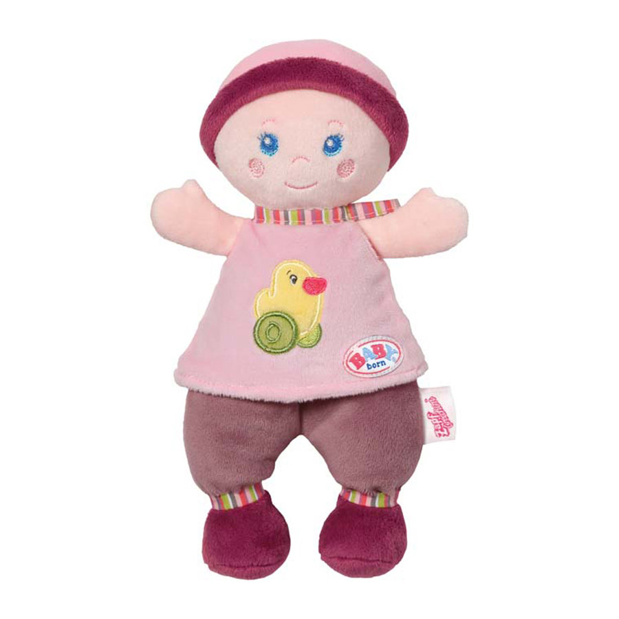 Zapf Creation BABY born® for babies Spielpuppe klein