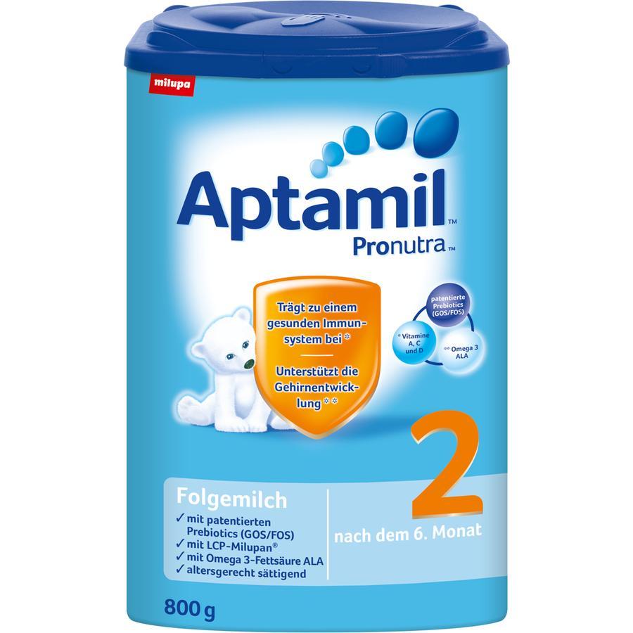 Aptamil 2 Folgemilch Pronutra 800g