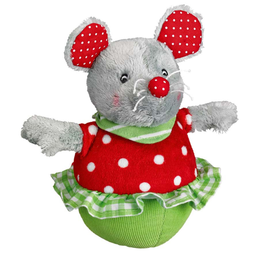 COPPENRATH Tuimelaar muisje met belletjes - Babygeluk