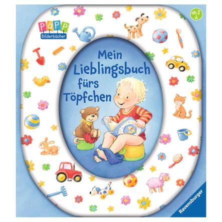 RAVENSBURGER Mein Lieblingsbuch fürs Töpfchen